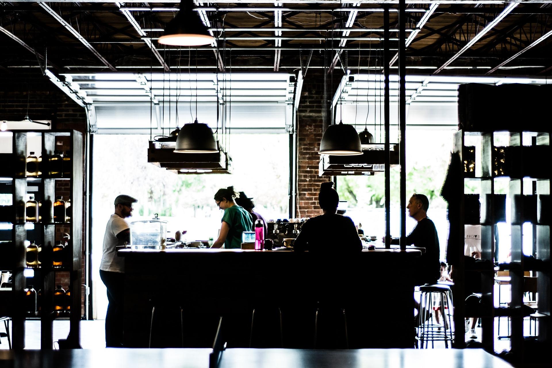 Erfolgreiche Raumkonzepte für Restaurants und Cafés | Leinenlos