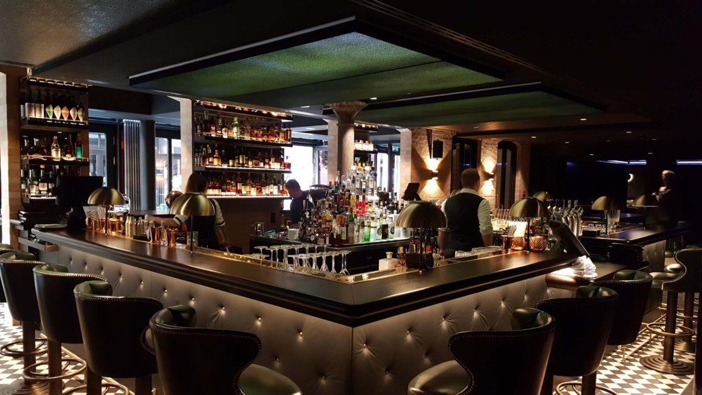 Tortue Hamburg: Bar Noir