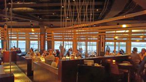 Restaurant Rive: Innenraum