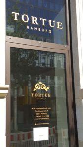 Tortue Hamburg: Eingang