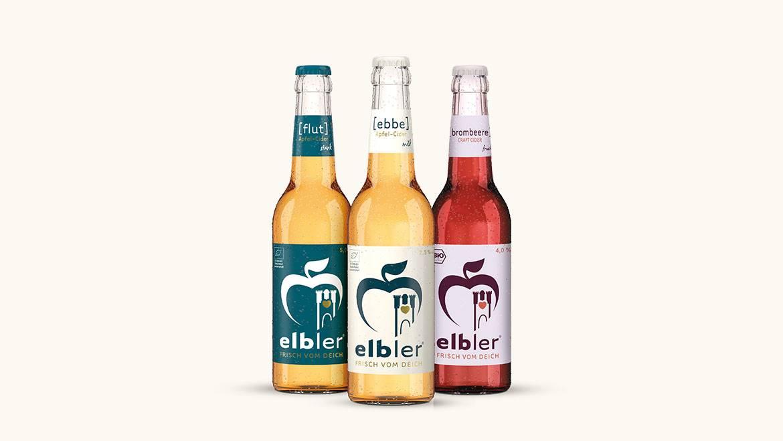 Aller guten Dinge sind drei: Die Cider-Familie von Elbler