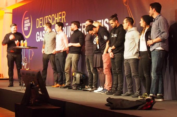 Gastro-Gründerpreis-2018 Finalisten