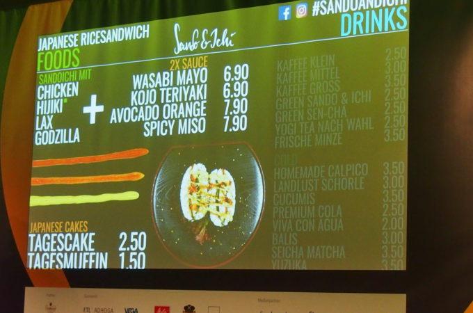 Sando & Ichi Gastro-Konzept