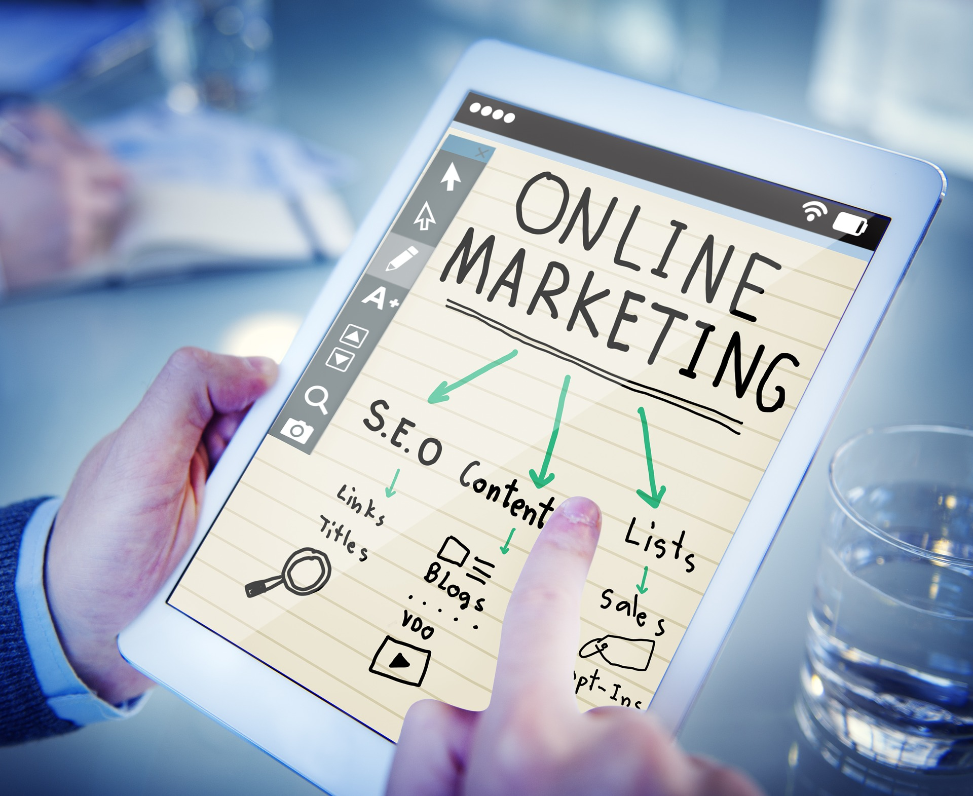 Online-Marketing, Suchhelden