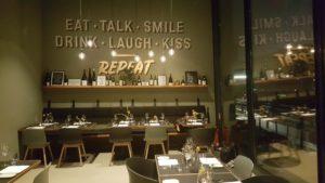 Kinfelts HafenCity: Eat-Talk-Smile
