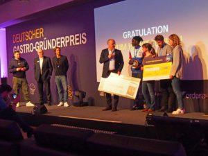 Gewinner Deutscher Gastro-Gründerpreis 2019