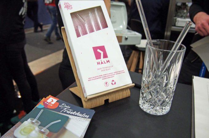 Platik-Alternative Glastrinkalme