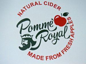 Pomme Royal Cider
