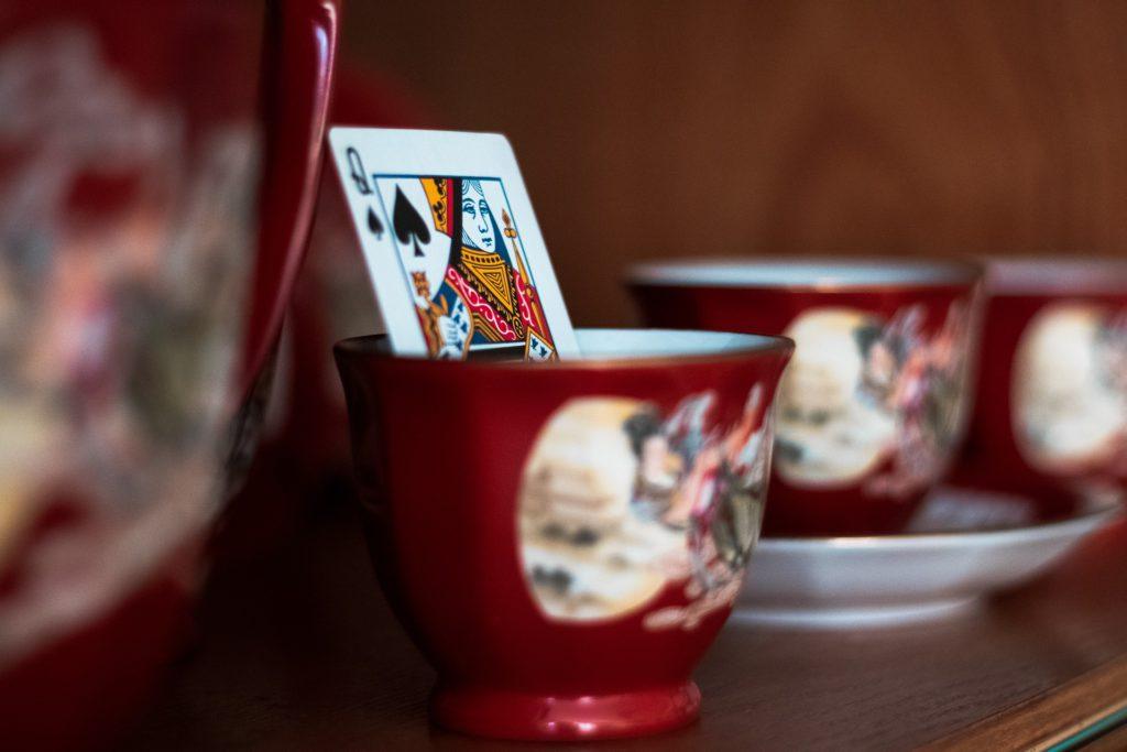 Kulinarisches Poker