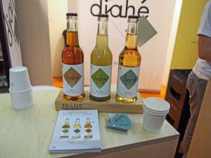 Dijahé - Eistee mit Ingwer