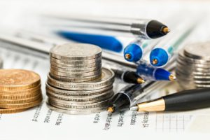 Geld und Versicherungen