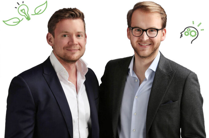 Seicha Gründer Benjamin und Felix Böning
