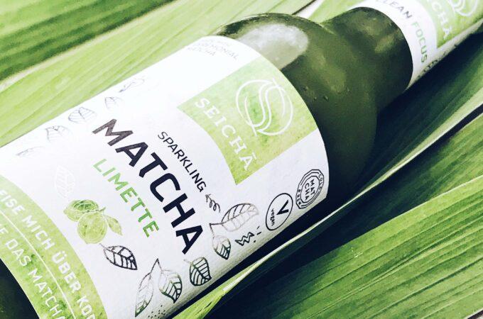 Seicha Matcha Limette
