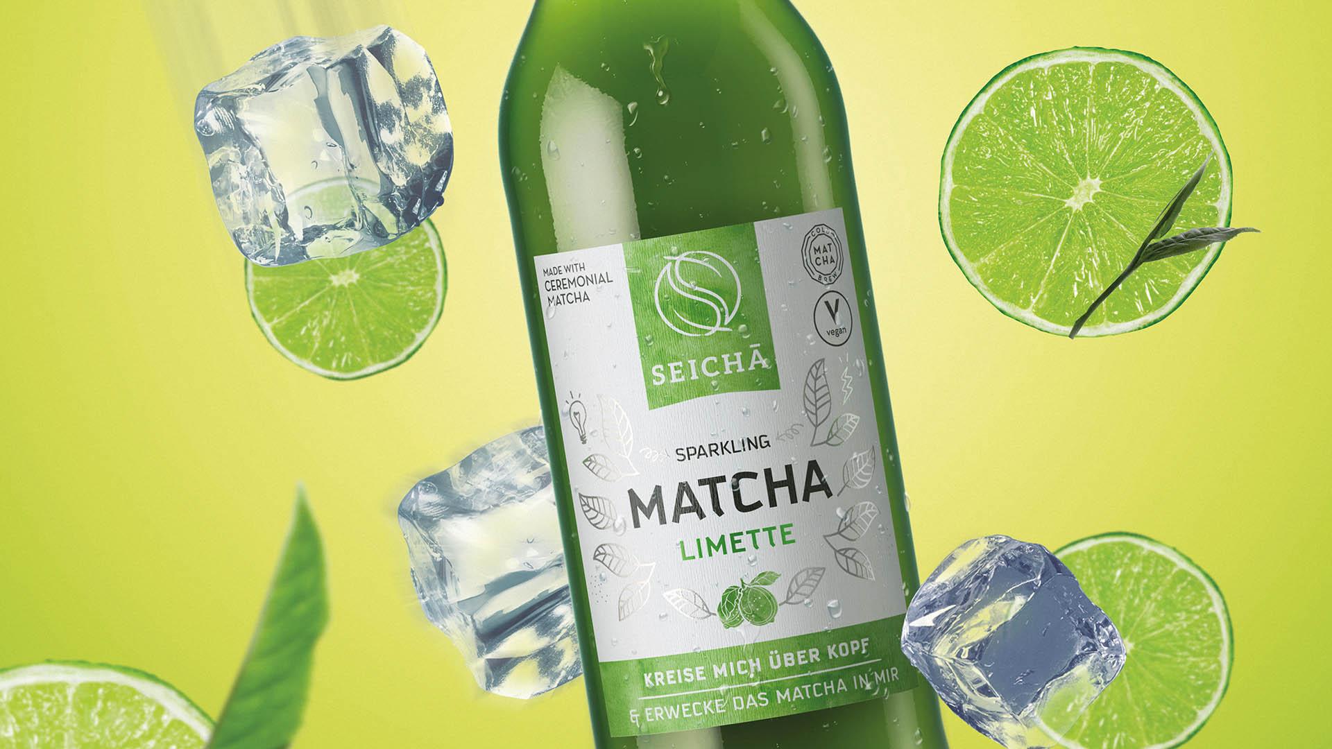 Seicha Matcha Limonade