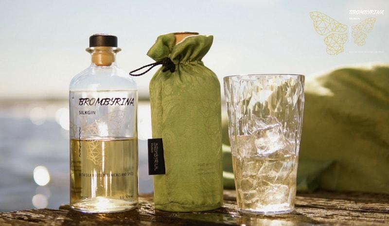 Brombyrina Silk Gin