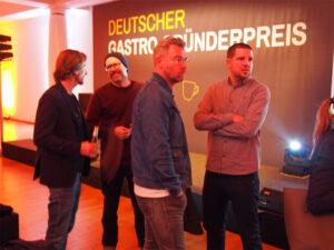 Jury-Mitglieder Gastro-Gründerpreis Finale 2019