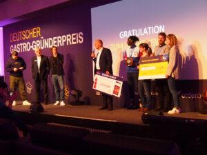 Gastro-Gründerpreis Finale 2019