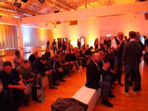 Publikum beim Gastro-Gründerpreis Finale 2019