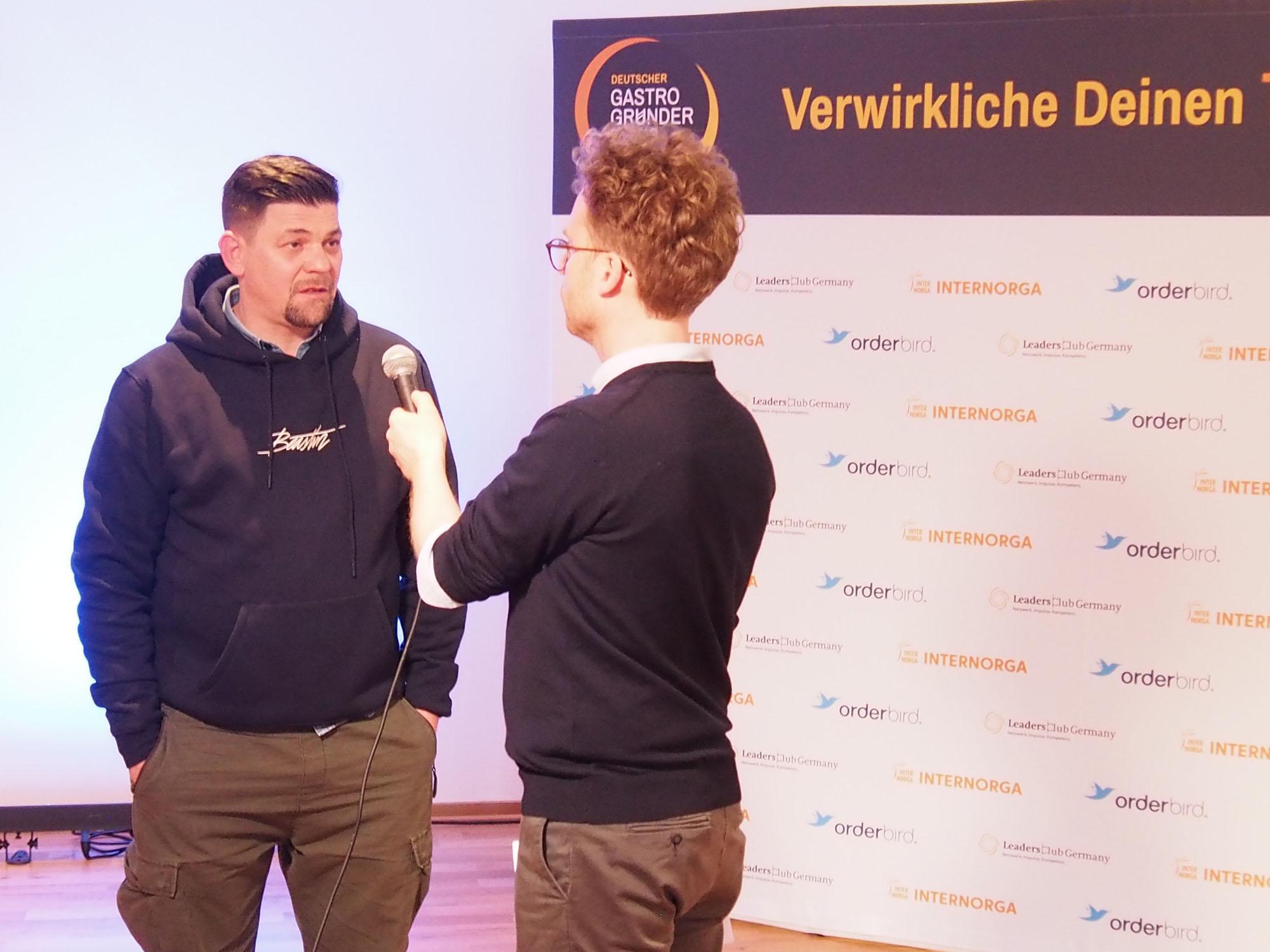 Tim Mälzer im Interview mit Nomyblog