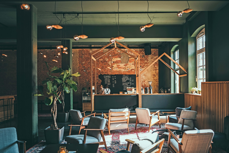 Drilling Cafe, Hamburg