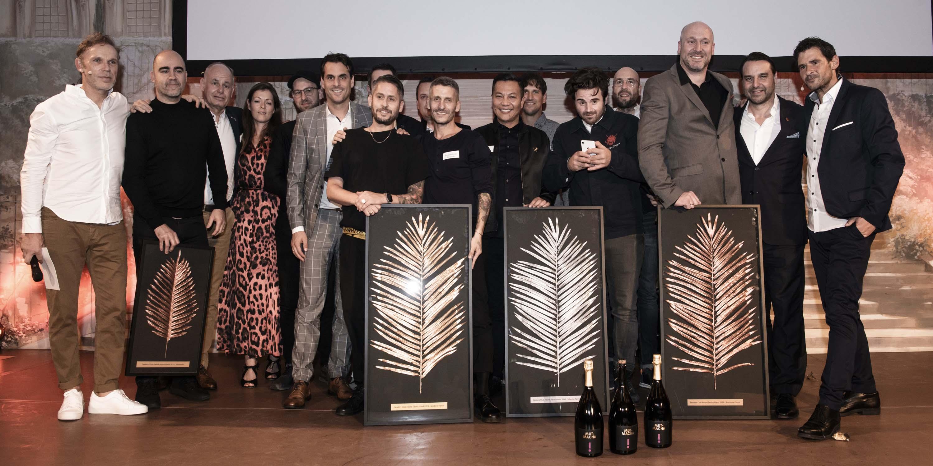 Gewinner Leaders Club Award 2019