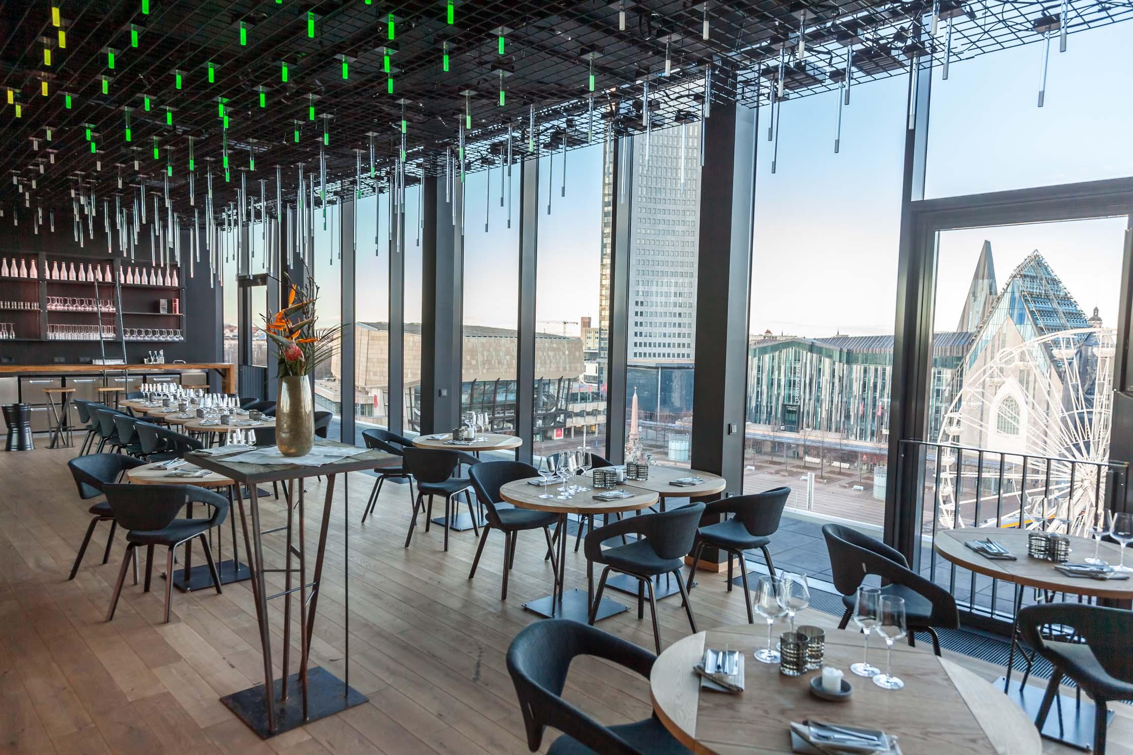 Restaurant Felix, Leipzig