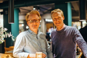 ROK Mood Gründer John Ehlerding und Till Witten