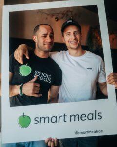 Smart Meals - Lieferservice für gesundes Essen