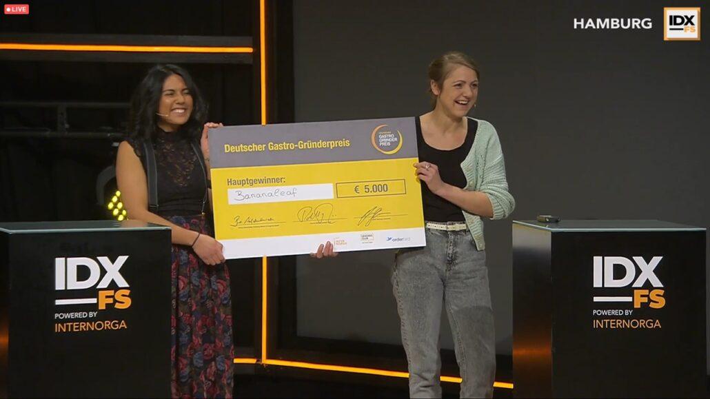 Gastrogründerpreis-Sieger 2021: Bananaleaf