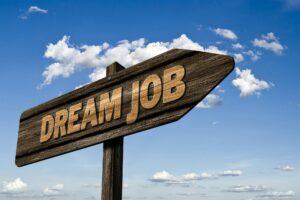 Dream Job, Bild von Gerd Altmann auf Pixabay