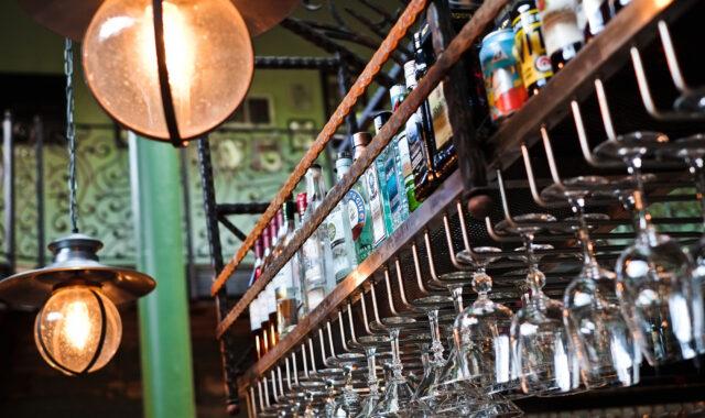 Bar-Beleuchtung: gemütlich, individuell