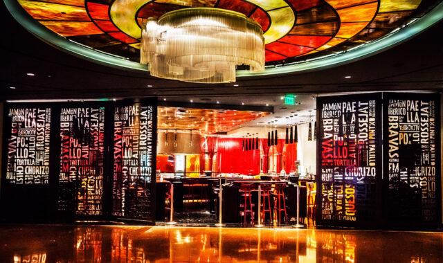 Bar-Beleuchtung Las Vegas