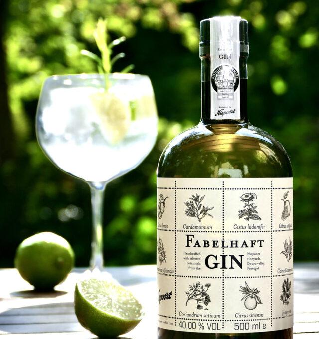 Fabelhaft Gin