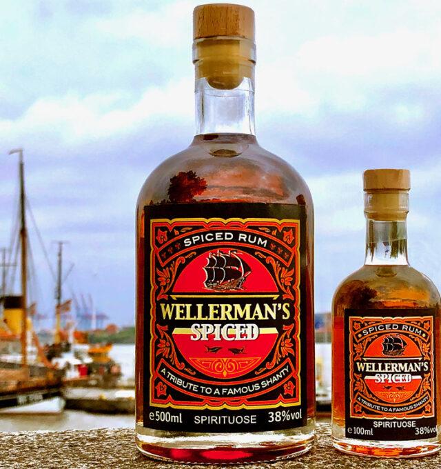 Wellerman's Spiced Rum